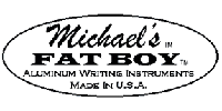 Michaels Fat Boy Pens