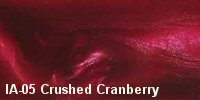 IA-05 Crushed Cranberry Inlace Acrylester