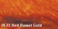 IA-22 Red Russet Gold Inlace Acrylester