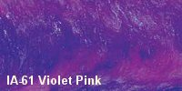 IA-61 Violet Pink Inlace Acrylester