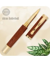 Custom Made Rollerball Pens, Atrax Model in Wood, Antler, Acrylic