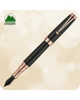 Monteverde Invincia Deluxe Fountain Pen, Rose Gold - MV41293