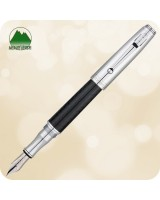 Monteverde Invincia Fountain Pen, Chrome - MV40065