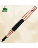 Monteverde Invincia Fountain Pen, Rose Gold - MV40062