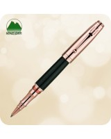Monteverde Invincia Rose Gold Rollerball Pen - MV40061