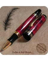Churchill Rollerball Pen Full Size - Custom Handmade