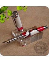 Virage Fountain Pen - Custom Handcrafted