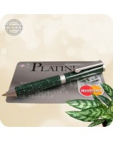 Credit Card Mini Ballpoint Twist Pen, D1 - Custom Handcrafted
