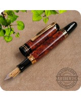 Churchill Fountain Pen Full Size - Custom Handcrafted