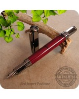 Vertex Fountain Pen - Custom Handcrafted