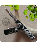 Altrax Rollerball Pen - Modified Finial & Closed End Handmade