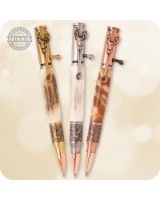 Deer Hunter Bolt Action Ballpoint Pen, Parker - Custom Handcrafted