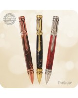 Montague Ballpoint Twist Pen - Custom Handmade