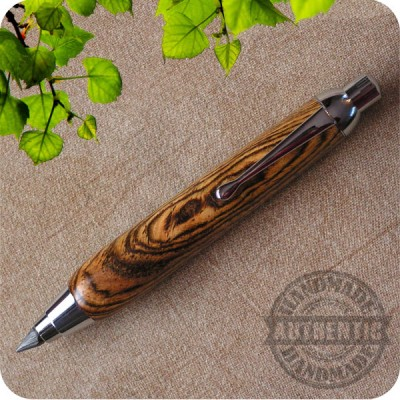 Artist Sketch Clutch Pencil, 5.6 mm Lead - Exotic Wood, Acrylics +