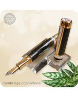 Cambridge Fountain Pen Full Size - Custom Handcrafted