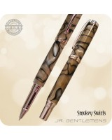 Jr. Gentlemen Rollerball Pen Mid Size - Custom Handcrafted