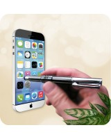 Mini Telescoping Ballpoint Stylus Pen for iPhone Smartphone Touchscreens - Handcrafted
