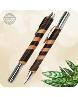 Rollester Rollerball Pen Small to Medium Size - Custom Handmade