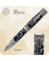 Music Ballpoint Twist Pen - Custom Handmade