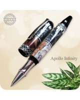 Apollo Infinity Rollerball Pen - Custom Handcrafted