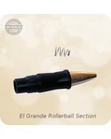 El Grande Rollerball Section with Spring