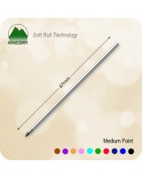D1 Refills - Monteverde Soft Roll D1 Mini Ballpoint Pen Refill - Medium 6.7cm
