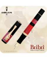 Bribri 2013 Limited Edition 18K Fountain Pen - 977 pcs - DB84514