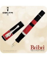 Bribri 2013 Limited Edition 18K Fountain Pen - 977 pcs - DB84508