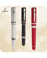 Fusion One Fountain Pen, Red - DF87204