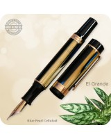 El Grande Fountain Pen Full Size - Custom Handmade