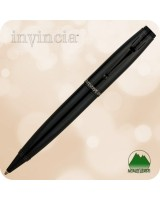 Monteverde Invincia Color Fusion Ballpoint Pen - Stealth Black - MV41135