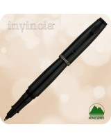 Monteverde Invincia Color Fusion Ink•Ball Pen - Stealth Black - MV41192