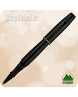 Monteverde Invincia Color Fusion Rollerball Pen - Stealth Black - MV41136