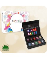 Monteverde USA 10 Bottle Ink Gift Set, Emotions