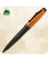Monteverde Invincia Orange Anodized Ballpoint Pen - MV41515