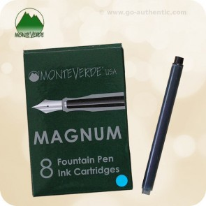 Monteverde Magnum Fountain Pen Ink Cartridges - Universal Size