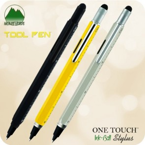 Monteverde One Touch 9 Tools Stylus Ink-Ball Pen