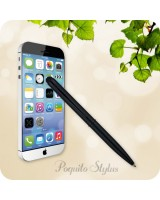 Poquito Touchscreen Phone Stylus Ballpoint Pen - Black