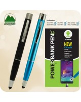 Power Bank 2.0 Stylus Ballpoint Pen for Android