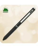 Quadro 4 in 1 Multi-Function Pen / Pencil [Black MV35510]
