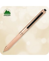 Quadro 4 in 1 Multi-Function Pen / Pencil [Copper MV35513]