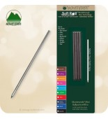 Monteverde Soft Roll D1 Mini Ballpoint Refill D132 - Medium 6.7cm