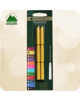 Monteverde ITF Fountain Pen Ink Cartridges - Universal Standard Size