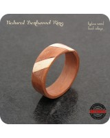Bentwood Ring Handmade - 7mm Band - Size 10