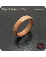 Bentwood Ring Handmade - 6mm Band - Size 13.5