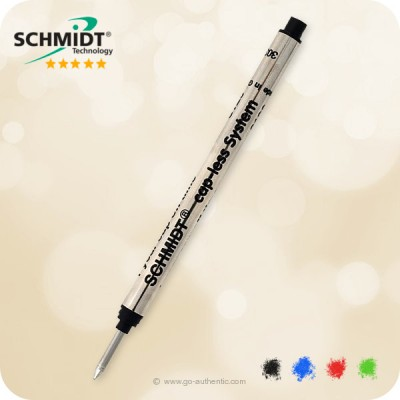 SCHMIDT Cap-less System 8126 Roller Refill Fine - Long Model