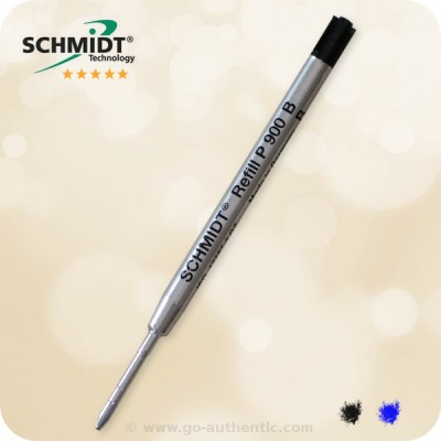 Schmidt P900 B Ballpoint Refill Parker Style - Broad Point