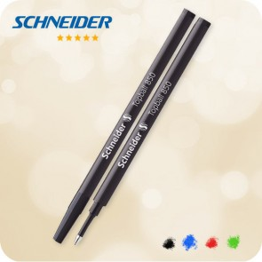 Schneider Topball 850 05 Rollerball Ink Refill, Capless Germany