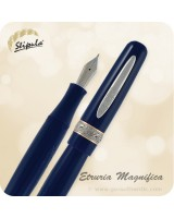 Stipula Etruria Magnifica Fountain Pen, Blue - ST60018