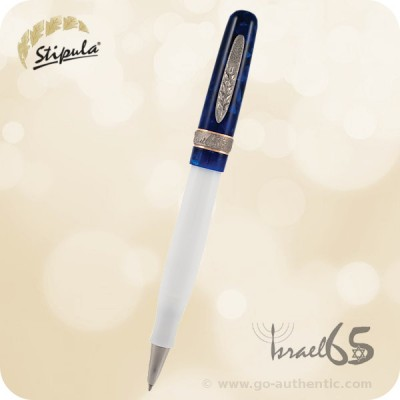 Stipula Israel 65 LE Rollerball Pen of Peace - ST60025